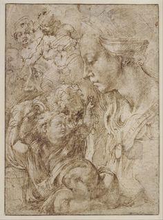 The dream - Michelangelo Buonarroti - Pesquisa Google