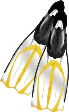Amazon.com : Cressi Pluma Closed-Foot Diving Fin : Diving Swim Fins : Sports & Outdoors