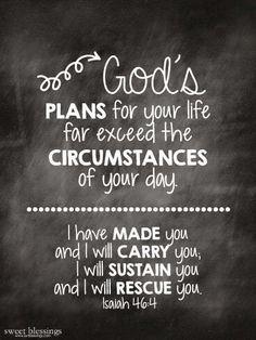 Isiah 46:4