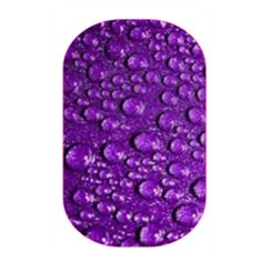 Purple Rain | Jamberry #CandiedJamsCustomDesigns #NAS #nailart #fashion #nailsofinstagram #nailstagram  #jamberry #nailwraps #jamberrynails #nailsoftheday #pretty #cute