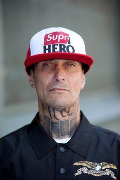 Supreme x ANTIHERO