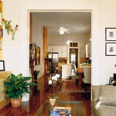 Captivating The Best Tricks For Small Spaces. Decorating Small SpacesShotgun HouseCondo  ...
