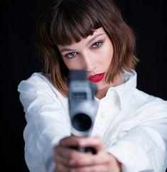 Jaimie Alexander, Aesthetic Photography Nature, Netflix Account, Girl Inspiration, Grunge Hair, Best Series, Green Hair, Powerful Women, Bob Hairstyles