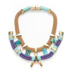 SOMEWHERE IN THE INDIAN OCEAN necklace by Holst and Lee
