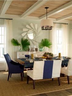 coastal dining room   dining rooms   pinterest   room