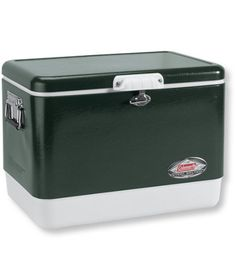 Coleman Steel-Belted Cooler: Coolers   Free Shipping at L.L.Bean