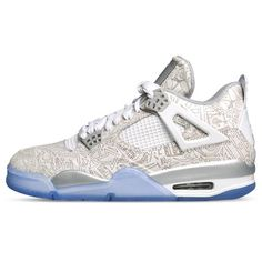 46aaa250d7eedd Nike Air Jordan 4 Laser AJ4 Breathable Men s New Arrival Authentic Basketball  Shoes Sports Sneakers 308497