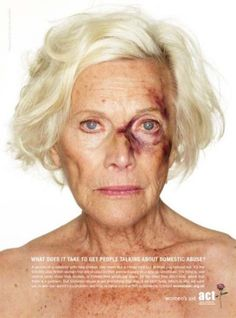 30 Remarkable Designs of Domestic Violence Advertisement
