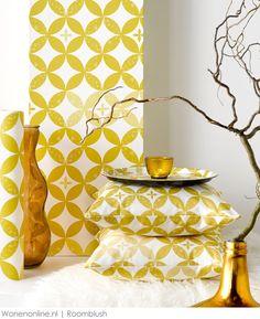 Roomblush behang. Nu te koop bij van Gelder Verf & Wand.