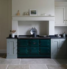Modern Country Style: Get The Look: Simplicity In Georgian Kitchens Georgian Kitchen, Victorian Kitchen, Georgian Homes, Country Style Living Room, Country Modern Home, Cottage Kitchens, Home Kitchens, Aga Kitchen, Kitchen Modern