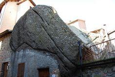 Piancastagnaio - Casa nella Roccia