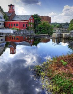 Landscape photo from Exeter, NH. Quality prints are available from my website.