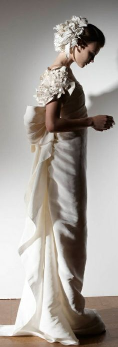 lanvin bridal