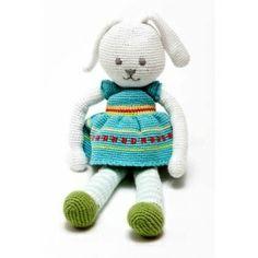 -Pebble- knuffel konijn vriendinnetje   Knuffelen   Hip, eco en fair voor baby en kind