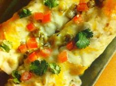 Chicken Enchiladas Recipe 2 | Just A Pinch Recipes