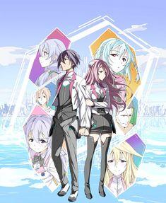 Cuarto vídeo promocional del Anime Gakusen Toshi Asterisk con su tema de Opening.