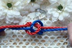 Inspired by the beautiful passage from Ecclesiastes, the wedding ceremony cord, also called a handfasting cord, is a lovely way to incorporate God into your wedding ceremony. The three cords represent God, the bride, and the groom. The bride braids the cord to show the equal parts each has in the marriage and how together they are stronger than...
