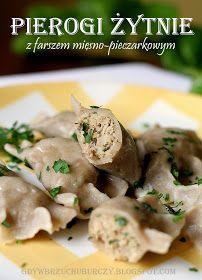 Pierogi zytnie Pierogi, Potato Salad, Stuffed Mushrooms, Good Food, Potatoes, Chicken, Vegetables, Ethnic Recipes, Blog