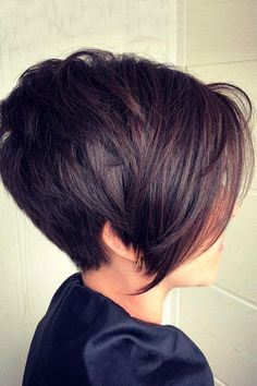35+ Types Of Asymmetrical Pixie To Consider   LoveHairStyles.com Curly Pixie Hairstyles, Short Hair Undercut, Latest Short Hairstyles, Pretty Hairstyles, Curly Hair Styles, Short Thin Hair, Short Grey Hair, Short Hair With Layers, Short Hair Cuts For Women