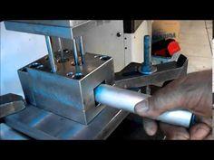 - YouTube Metal Bending Tools, Metal Tools, Laptop Desk For Bed, Automatic Gate, Sheet Metal, Knife Block, Tool Design, Youtube, Tools