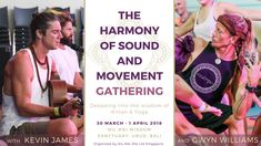 The harmony of Sound and Movement Gathering