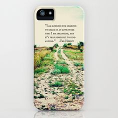 The Hobbit Quote  iPhone Case by Jo Bekah Photography & Design  - $35.00... love this!!
