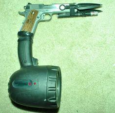 #guns #gun #2ndamendment #45auto #45acp #45 #pistol #handgun #shooter #shooting #shootingsports #gunsandammo #pewpew #pewpewlife #america #american #extendo #tactical #tacticool #gadgets #gogogadget #gogogadgets #railgun #operator #1911 #M1911 #m1911a1 #sweetrig by southernfriedgram