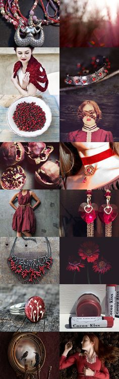 Red October by April Kitcho-Lucero on Etsy--Pinned with TreasuryPin.com