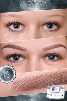 Hyperrealistic eyebrows ;)
