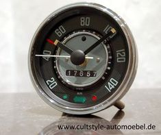Cultstyle car furniture VDO Speedometer clock Source by Car Part Furniture, Automotive Furniture, Automotive Decor, Furniture Design, Metal Projects, Diy Projects, Diy Auto, Car Part Art, Car Parts Decor