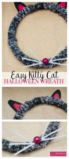 MEOW! DIY idea for a