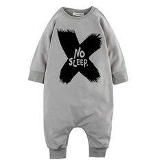 998fa9afc Baby Boy Clothing Sets Infant Jumpsuits Long Sleeve Baby Girl Clothing  Newborn Baby Clothes. Macacão CinzaRoupa MacacãoBebês ModernosRoupas ...