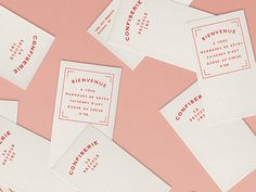 Branding for a cute little candy shop in Quebec city.Photos : Sam St-Onge