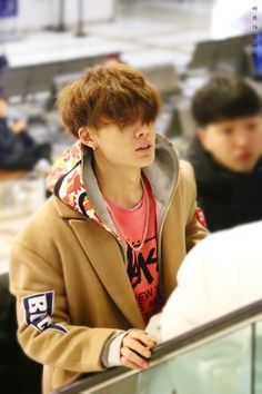 Bobby @ Gimpo Airport 151230