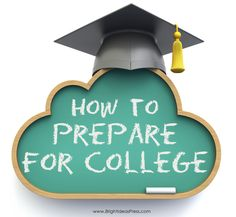 10 Ways to Prep for College: how to prepare for college life the summer before you leave