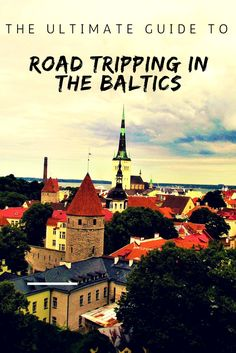 The Ultimate Baltics Road Trip Itinerary - Travels of a Bookpacker