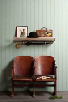 Vintage cinema chairs ☆☆☆