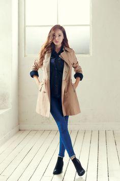 SNSD Jessica Soup fashion 2014 autumn