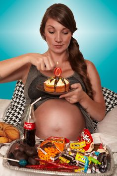Maternity photoshoot by Jason Tidwell Photography. My dream maternity shoot brought to life to convey my sense if humor and overall fun of this pregnancy journey.