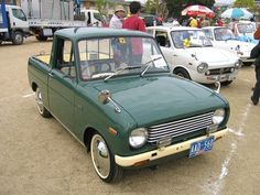 1961-1967 Mazda B360 Facelift Pickup