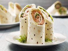 Trouxe uma receita deliciosa de wrap de salmão, para você preparar rapidinho e se deliciar.