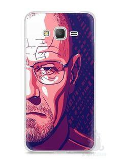 Capa Samsung Gran Prime Breaking Bad #6