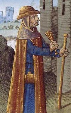 La lèpre au Moyen-Age | La médecine au Bas Moyen Âge en Europe