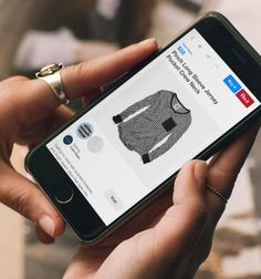 Introducing buyable Pins: The simple, secure way to buy your favorite finds on Pinterest, right from your iPhone or iPad.