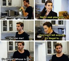 13 Things Scott Disick Could Teach Us About Self-Confidence You Make Me Laugh, Have A Laugh, Laugh Out Loud, Funny Laugh, Hilarious, Kardashian Memes, Kim Kardashian, Lord Disick, Lol