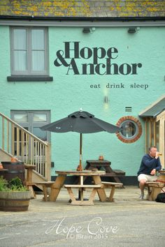The Hope & Anchor, Hope Cove Summer 2015