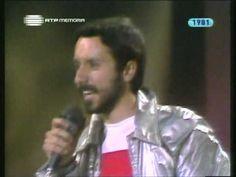 Festival RTP 1981 - Carlos Paião - Play Back - YouTube