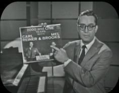 Classic Television Showbiz: The Steve Allen Show with guest Mel . Allen Show, Steve Allen, History Timeline, Funny People, Comedy, Tv Shows, Religion, Bible, Retro