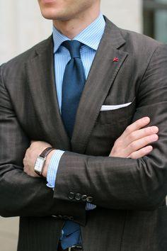 Handkerchief & Tie