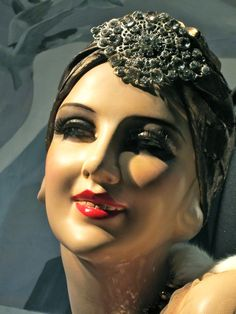 Bergdorf's vintage mannequins